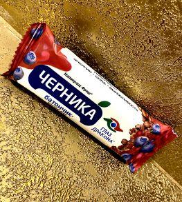 Батончик-мюсли Черника Натюрлих-Фреш® 50г