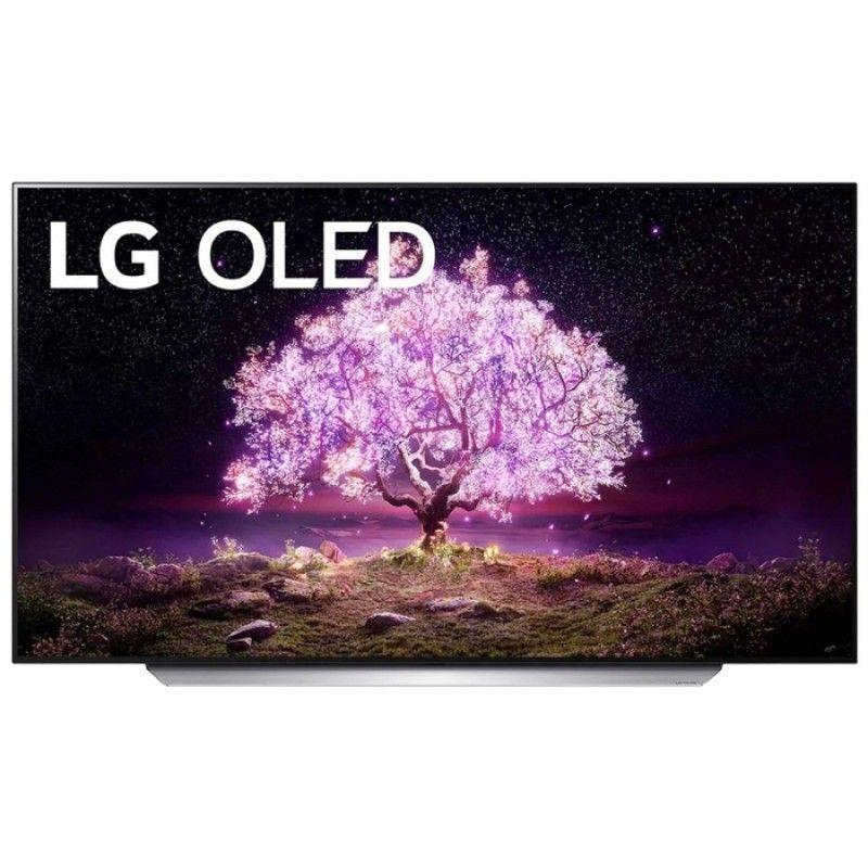 """Телевизор OLED LG OLED77C1RLA 76.7"""" (2021)"""