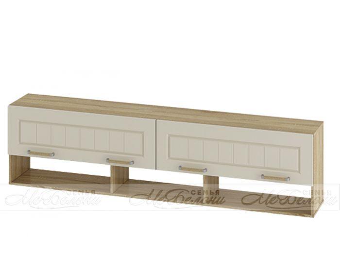Маркиза шкаф антресольный 1890 мм АН-01