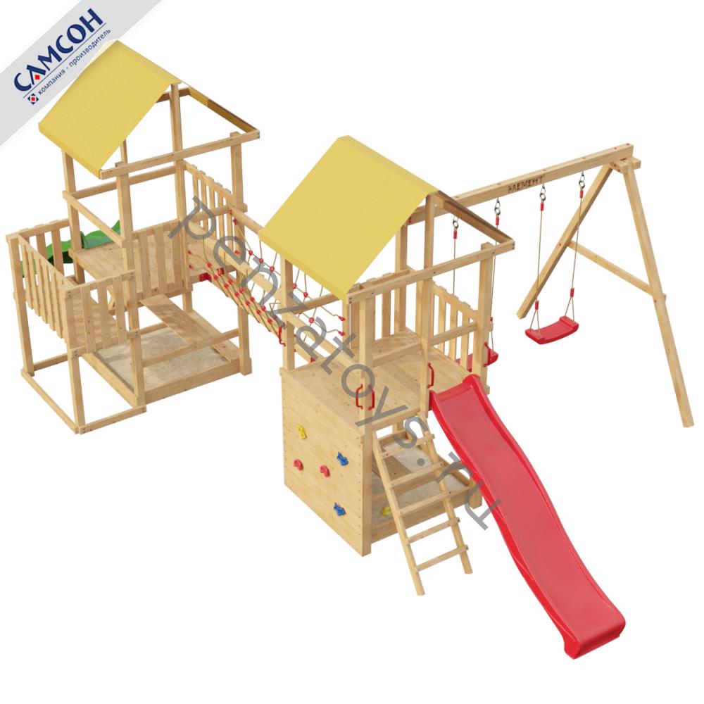 Игровая детская площадка Сет 6-2Б Элемент