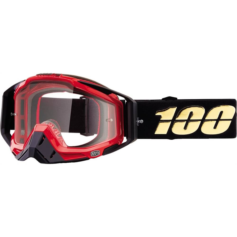 100% - Racecraft Hot Rod Clear Lens, очки