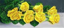 A-128a Svit Art. Семь Желтых Роз.