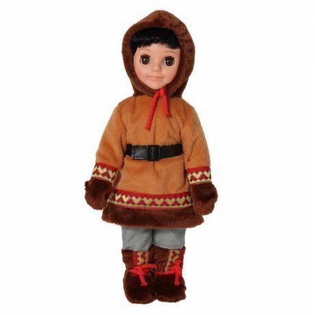 Мальчик в костюме народов Севера 30 см В3920
