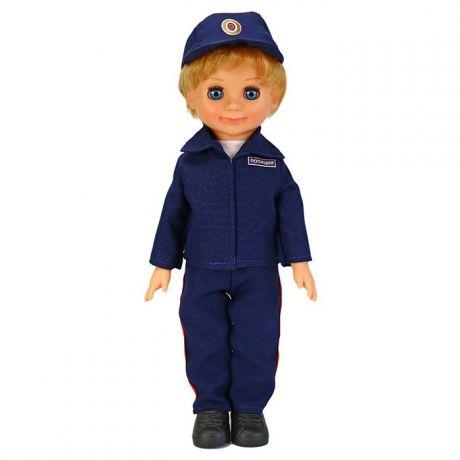 Полицейский мальчик 30см. В3877