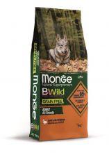 Monge Dog GRAIN FREE беззерновой корм для собак всех пород утка с картофелем 12 кг