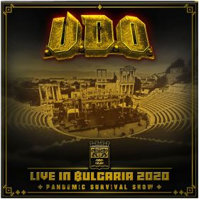 U.D.O. - Live in Bulgaria 2020 - Pandemic Survival Show 2021 [2CD]