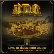 U.D.O. - Live in Bulgaria 2020 - Pandemic Survival Show 2021 [2CD]