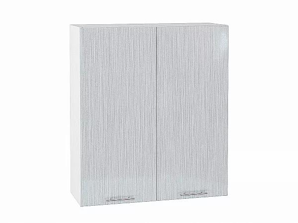 Шкаф верхний Валерия В809 (серый металлик дождь)