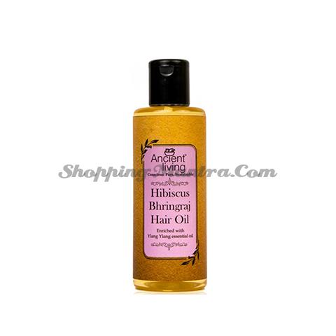 Масло для волос Гибискус и Бринградж Ancient Living Hibiscus & Bringraj Hair Oil