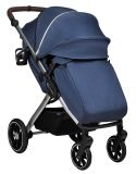 Прогулочная коляска Galla-S, rich blue / синий