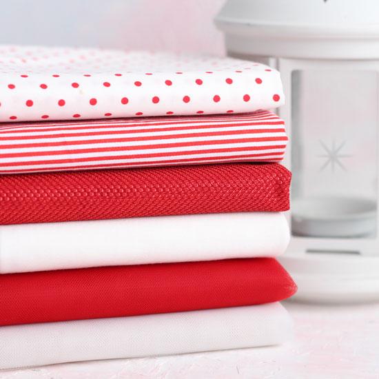 Набор тканей для творчества Роковая красотка
