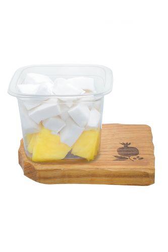 .Фруктовый микс ананас, кокос 150г