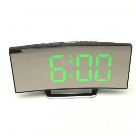 Часы электронные, зеркальные, 17*8см