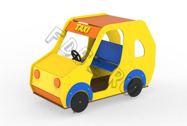"Машинка ""Такси"" 371.13"