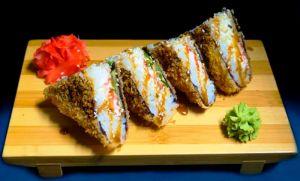 Сэндвич с лососем 315г