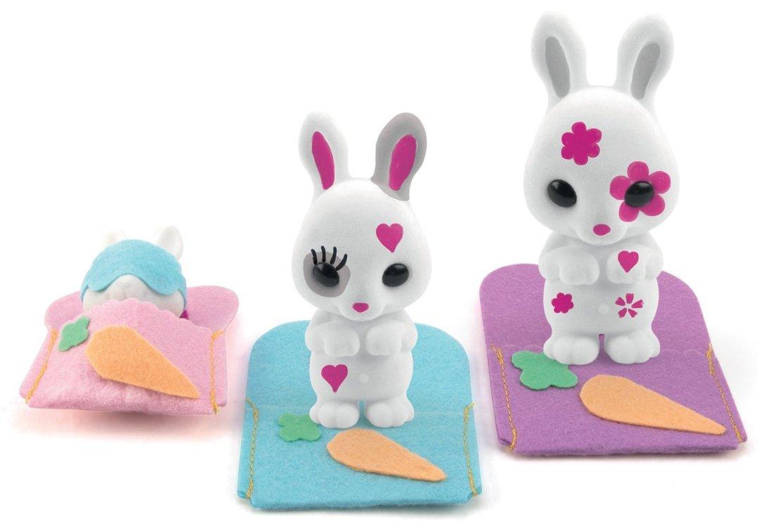 Набор игровой Милые кролики Фуззики