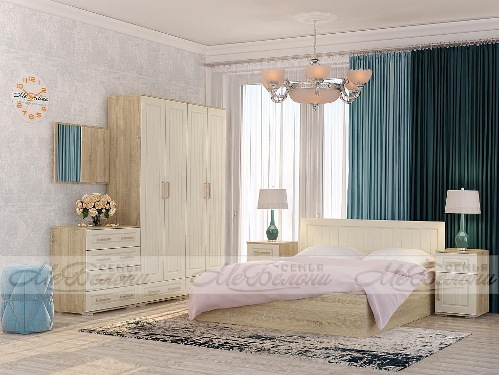 Спальня Маркиза модульная