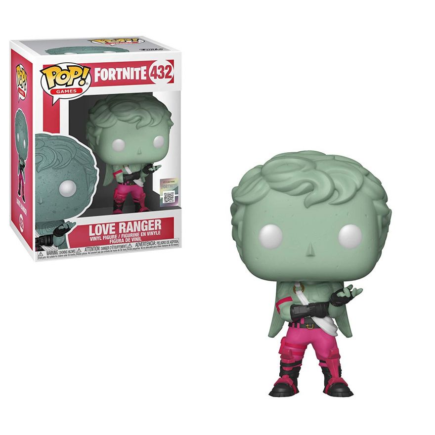 Фигурка Funko POP! Vinyl: Games: Fortnite: Love Ranger 34842