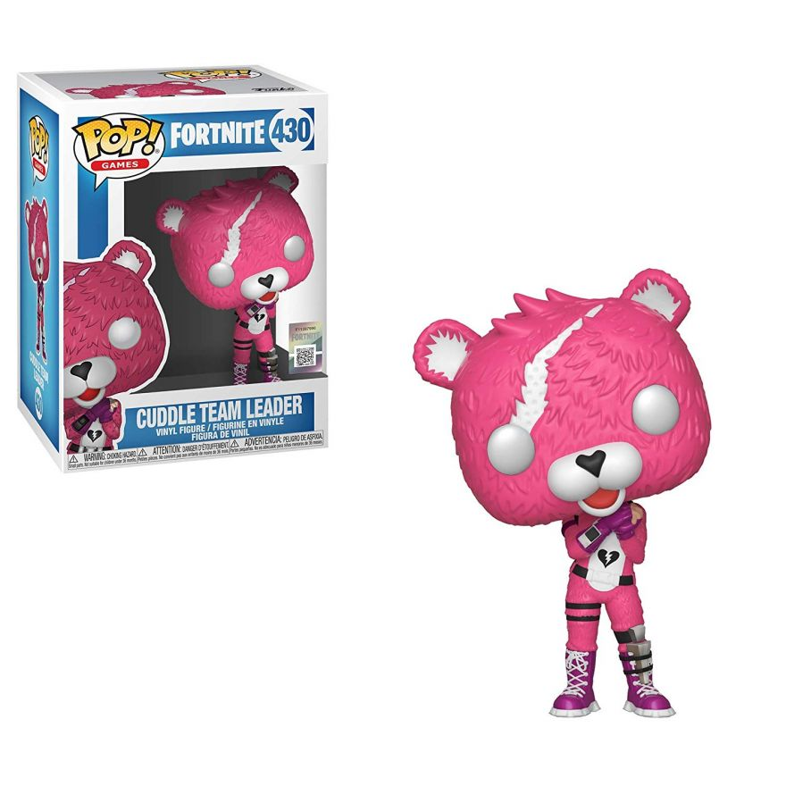 Фигурка Funko POP! Vinyl: Games: Fortnite: Cuddle Team Leader 35705