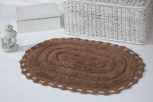 Коврик для ванной YANA 50x70 (горчичный) Арт.5087-7