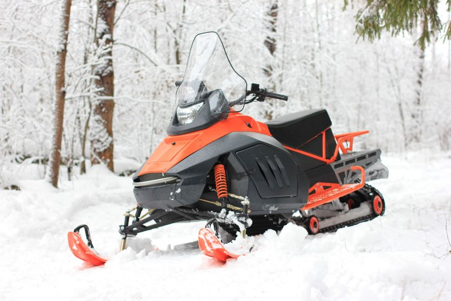 Снегоход утилитарный IRBIS TUNGUS 400/500L/600L