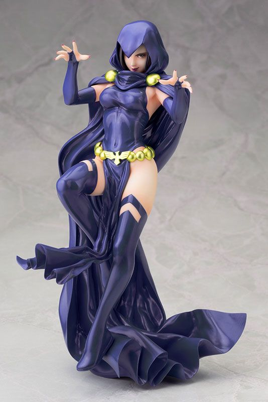 Аниме фигурка DC Comics Bishoujo - Raven 2nd Edition