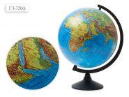 Глобус Земли д-р 320 физический (арт. ГЗ-320ф)