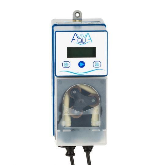 Дозирующий насос AquaViva Cl/PH 1,5 л/ч (KURX) с авто-дозацией, с фикс.скор.