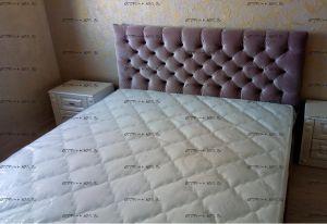 Кровать Илона-1 Люкс-2 с подъемным основанием, любые цвета