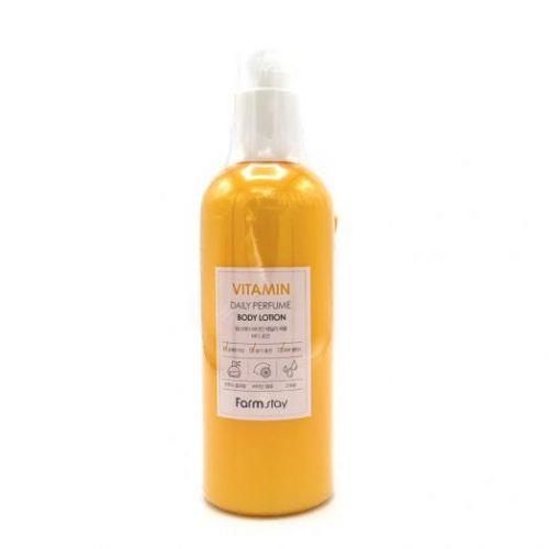 720270 FarmStay Парфюмированный лосьон для тела с витаминами Vitamin Daily Perfume Body Lotion