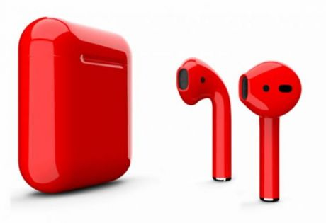 Наушники Apple AirPods Glossy Color