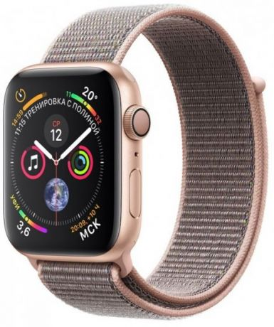 Apple Watch Series 4 GPS 40mm Loop Gold
