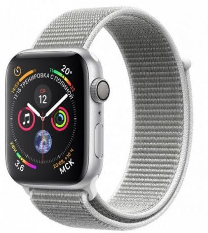 Apple Watch Series 4 GPS 40mm Loop Silver