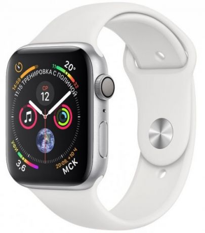 Apple Watch Series 4 GPS 40mm White