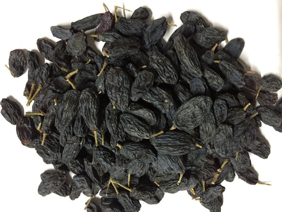 Изюм гибрид черный с хвостиком (Самарканд)