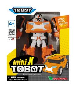 Трансформер Тобот (Тобот X (исследовательская машина / оранжевый))