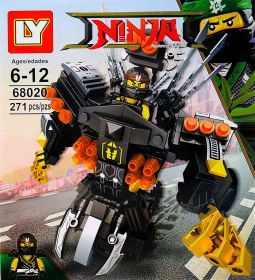 Конструктор Ниндзя Ninjago LY
