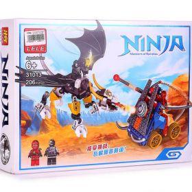 """Конструктор Ниндзя го """"Атака дракона на катапульту"""""""