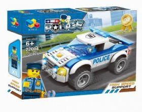 Конструктор City Полицейская машина