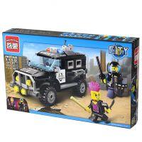 Конструктор Патрульная машина SWAT