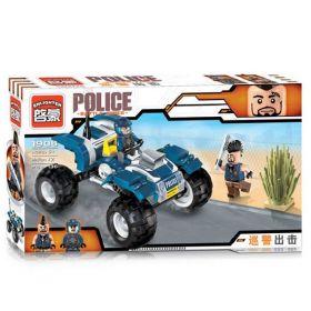 Конструктор Police Квадроцикл