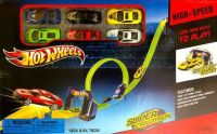 Игровой набор HOT WHEELS HW213 Super cyclotron