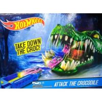Игровой набор HOT WHEELS Take Down The Croc
