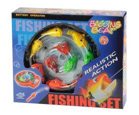 Игра Рыбалка 10 предметов, маленькая Fishing Set