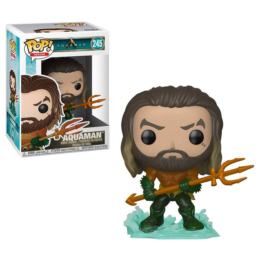 Фигурка Funko POP! Vinyl: Aquaman: Arthur Curry in Hero Suit POP 3 31177