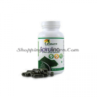 Спирулина 90 капсул (600мг) Гренера Органик | Grenera Organic Spirulina Capsules