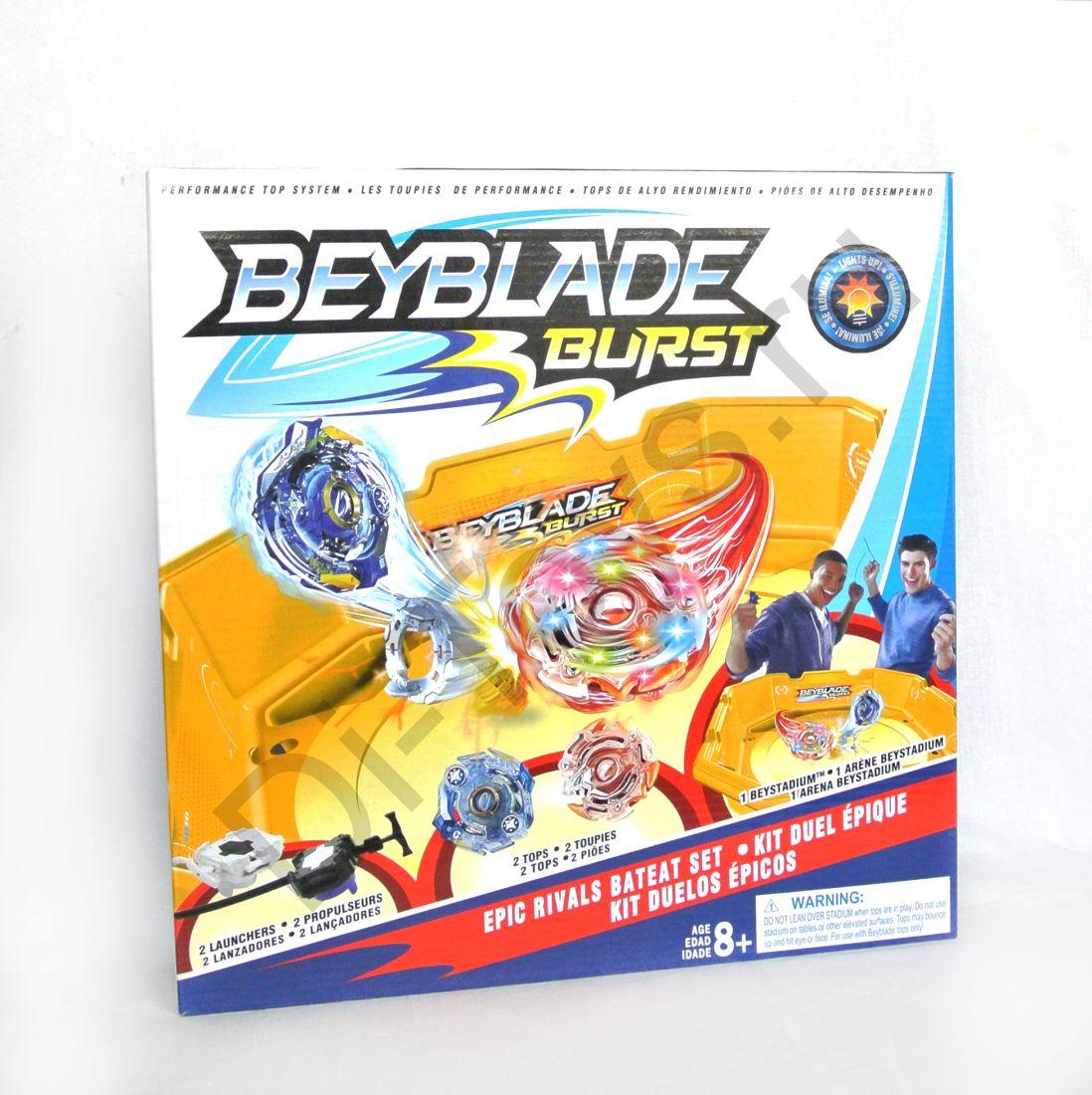 Набор Beyblade Burst + Арена