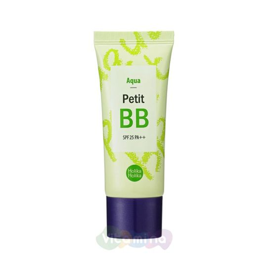Holika Holika Освежающий ББ-крем Petit BB Aqua SPF25 PA++