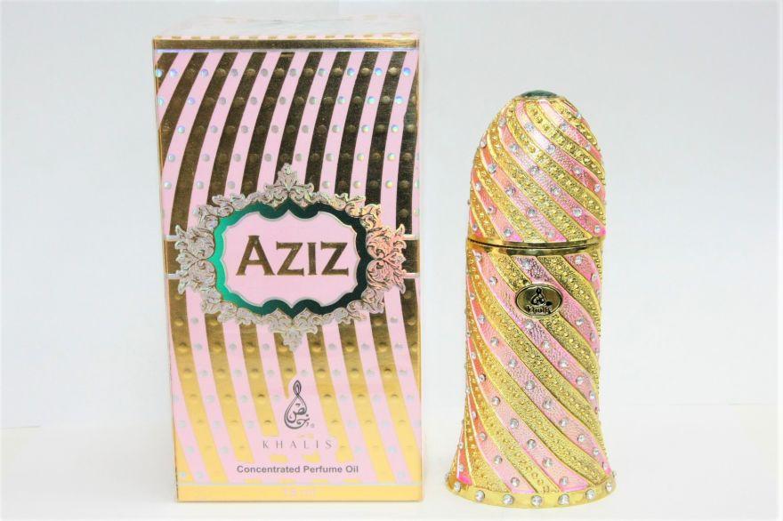 "Парфюмерная вода Khalis ""Aziz"" pour Femme 18 ml"