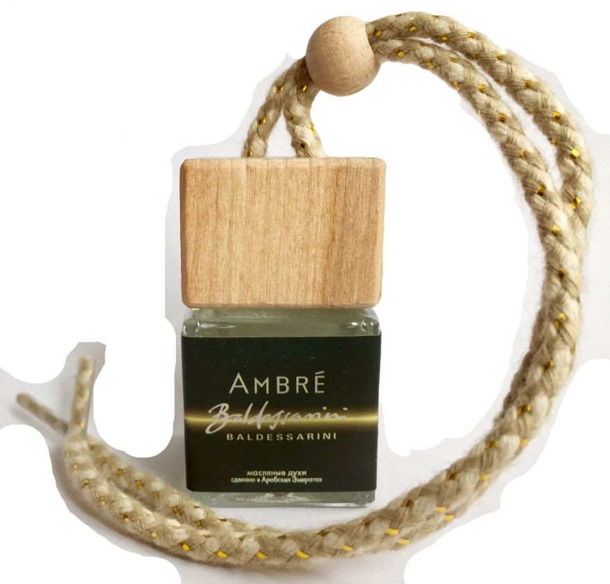 АРОМАТИЗАТОР ДЛЯ АВТО BALDESSARINI AMBRE 12 ML